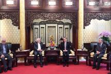 تمجید وزیر خارجه چین از سخنرانی جانانه ظریف: شما در چین معروف شده اید
