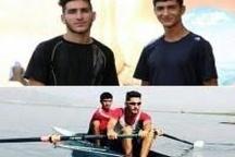 دعوت ۲ قایقران مریوانی به اردوی تیم ملی