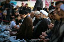 نماز ظهر عاشورا در ارومیه اقامه شد