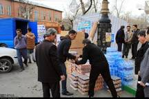کمک های اهدایی چهارمحال و بختیاری به سیل زدگان گلستان ارسال شد