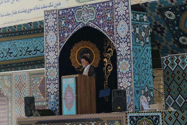 اشغال فلسطین مصیبتی برای مسلمانان است