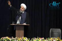 روحانی مجبور به واکنش شد