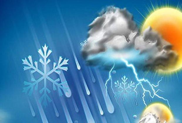 سامانه بارشی تا جمعه در اصفهان فعال است