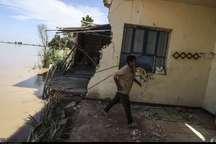234 روستا در خوزستان بر اثر سیل تخلیه شده اند