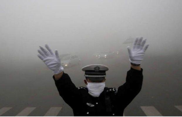هوای همدان ۲۱ روز آلوده بود