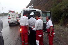 تصادف در محور آستارا-اردبیل پنج مصدوم برجا گذاشت