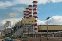 تعمیر واحد پنج نیروگاه گازی خلیج فارس پایان یافت