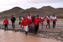 ۳۵۴ آسیب دیده سیل سیستان و بلوچستان امدادرسانی شدند