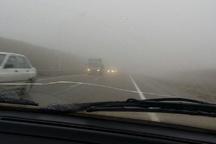 مه شعاع دید را در اهواز به صفر رساند