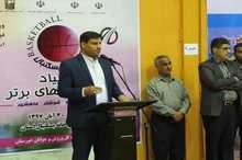 المپیاد استعدادهای ورزشی نقطه عطفی دربسکتبال خوزستان است