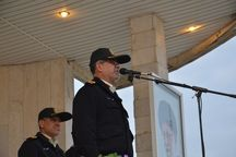 پلیس حافظ اقتدار کشور و امنیت مردم است