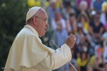 پاپ فرانسیس خواستار اقدام فوری برای حفاظت از غیر نظامیان عراق شد