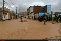 نجات ۳۹ نفر از مردم شهرستان پلدختر از محاصره سیل  ورود تجهیزات و تیمهای پزشکی به پلدختر