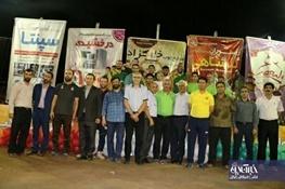 فینال کاپ والیبال امیر آباد، بزرگترین کاپ فضای باز استان گیلان برگزار شد  گزارش تصویری