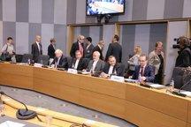 نشست وزیران خارجه ایران و ۳ کشور اروپایی به پایان رسید