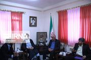 جمعی از مدیران گلستان با حضور در ایرنا گرگان روز خبرنگار را تبریک گفتند