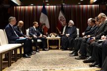 انتقاد روحانی از بیانیه سه کشور اروپایی علیه ایران