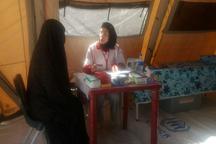 مانور اضطراری بهداشت و درمان در روستاهای فردوس برگزار شد