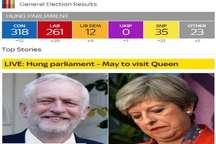 'ترزا می' به دیدار ملکه انگلیس می رود