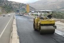 120 کیلومتر از راههای روستایی استان آماده آسفالت است