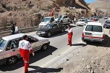 سوانح رانندگی در آذربایجان شرقی 18 مصدوم برجای گذاشت