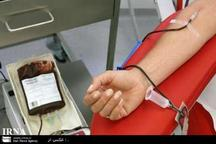 شهروندان بروجردی105 واحد خون درشب های قدراهدا کردند