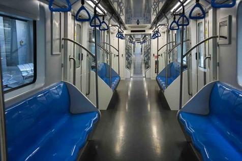 66 واگن مترو و 30 دستگاه اتوبوس به ناوگان حمل و نقل عمومی شهر تهران اضافه شد
