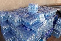 ارسال 40 هزار بطری آب معدنی به عراق