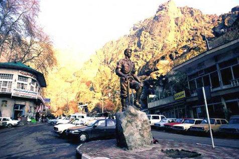 خالق مجسمه «کوهنورد» دربند درگذشت