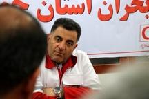 لزوم تسریع در ارسال اقلام مورد نیاز مناطق سیل زده خوزستان  تلاش برای رفع نگرانی های مردم در اردوگاه های اسکان اضطراری