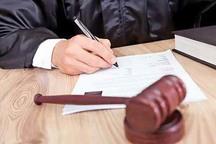 6 ماه حبس متهم در تاکستان به ارائه مقاله تبدیل شد