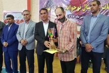 پارس جنوبی جم قهرمان مسابقات بسکتبال استان بوشهر شد