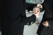 باند سارق خیابانی در مشهد متلاشی شد