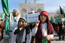 آئین سنتی بنی اسد در شهرستان پیشوا اجرا شد