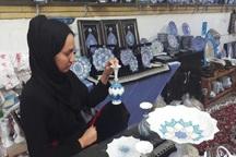 287 نفر در حوزه صنایع دستی اردستان اشتغال دارند