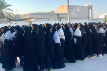 450دانش آموز دیر بوشهر به اردوهای راهیان نور اعزام شدند