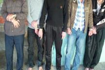 دستگیری 777 متهم تحت تعقیب در خرم آباد