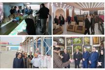 آشنایی کارشناسان بهزیستی استان اردبیل با طرح های اشتغالزایی مددجویان اردکان