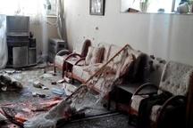 نشت گاز و انفجار منزل مسکونی در ورامین یک مجروح برجای گذاشت