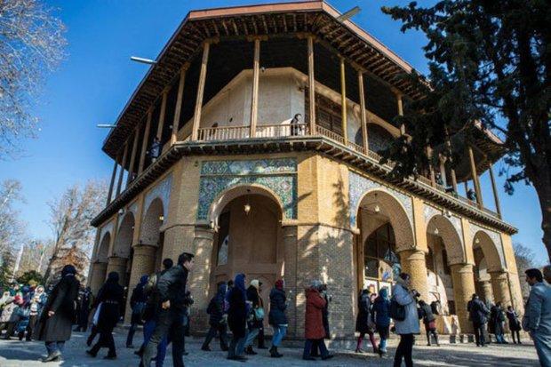 قزوین از قطب های گردشگری کشور است