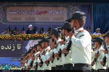 مراسم رژه نیروهای مسلح در جوار حرم مطهر امام خمینی(س)-2
