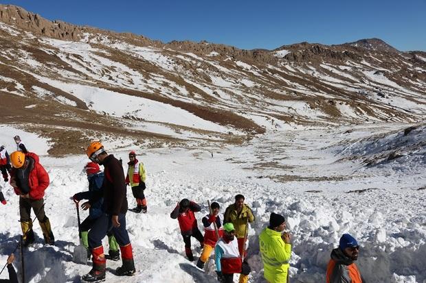 سقوط کوهنورد از ارتفاعات سن بران در اشترانکوه
