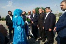 رئیس مجلس شورای اسلامی از کارخانه مواد غذایی البرز بازدید کرد