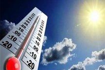 سنندج گرم ترین روز خود در سال 97 را تجربه کرد