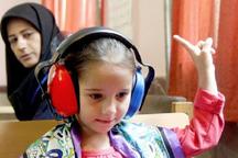 طرح غربالگری شنوایی کودکان سه تا پنج سال زنجانی آغاز شد