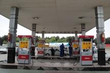 صف های بنزین در ایرانشهر شکسته شد