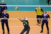 شیراز میزبان رقابت های والیبال بانوان دسته یک کشور شد