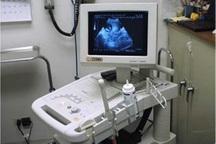 یک دستگاه سونوگرافی به بیمارستان دیر اهدا شد