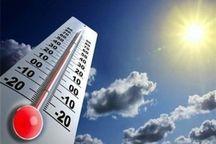 ثبت دمای هوای ۴۵ درجه در گیلوان طارم