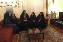 حضور شهیندخت مولاوردی و معصومه ابتکار در منزل شهید تندگویان + تصویر